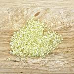 minced garlic for garlic paste
