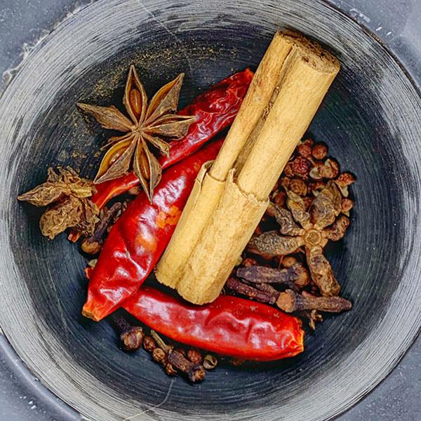 Chinese Hot Pot Whole Mix