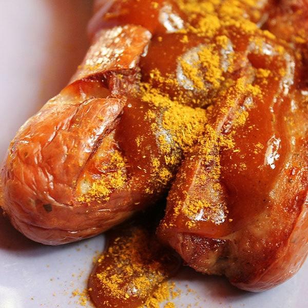 currywurst recipe